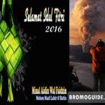 Paket Wisata Bromo Lebaran | Idul Fitri